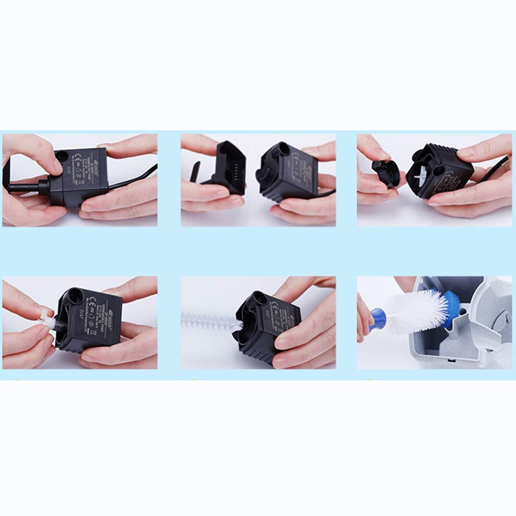 Ab Ab Ab Pet Hair Dryer Fontanella Ciotola Acqua per Gatti - con Filtro Removibile Pompa sommergibile - Fontana silenziosa per Cani e Animali Domestici 64e7fd