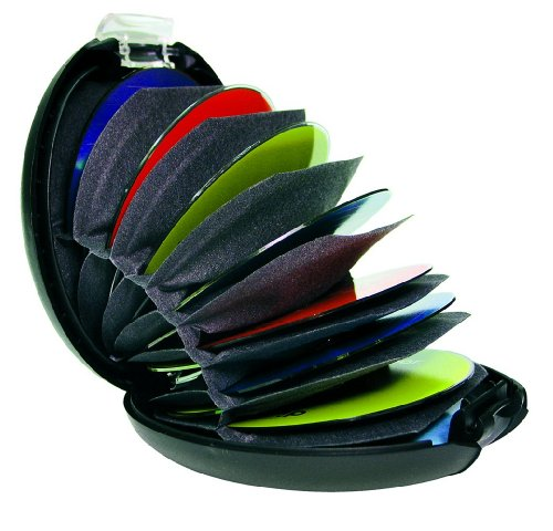Series Media Wallet - Discus Series 22-CD Media Wallet (Discontinued by Manufacturer)