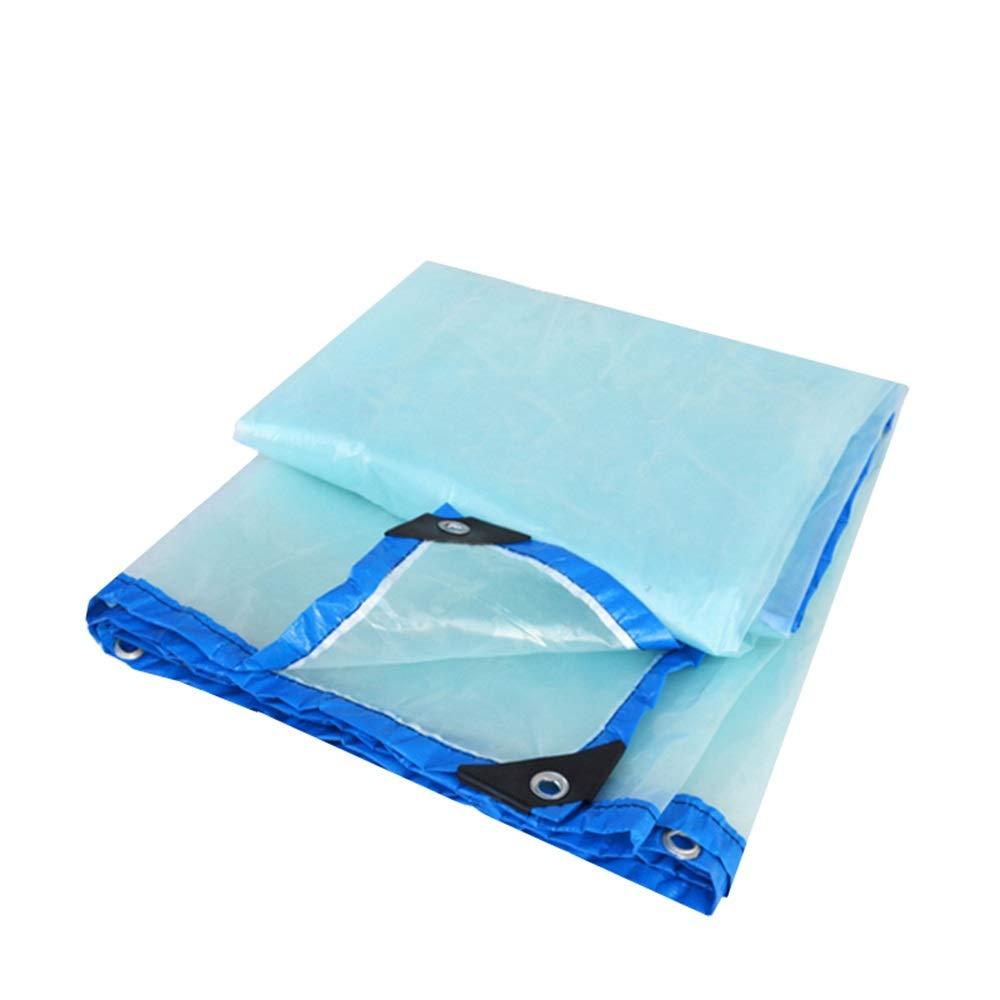 buona reputazione ALXLX Telo Impermeabile Telo Impermeabile Telo Telo Telo Isolamento Termico Telo di Plastica Telo per Balcone Telo per Tenda Esterno (Dimensioni   3  6m)  disponibile