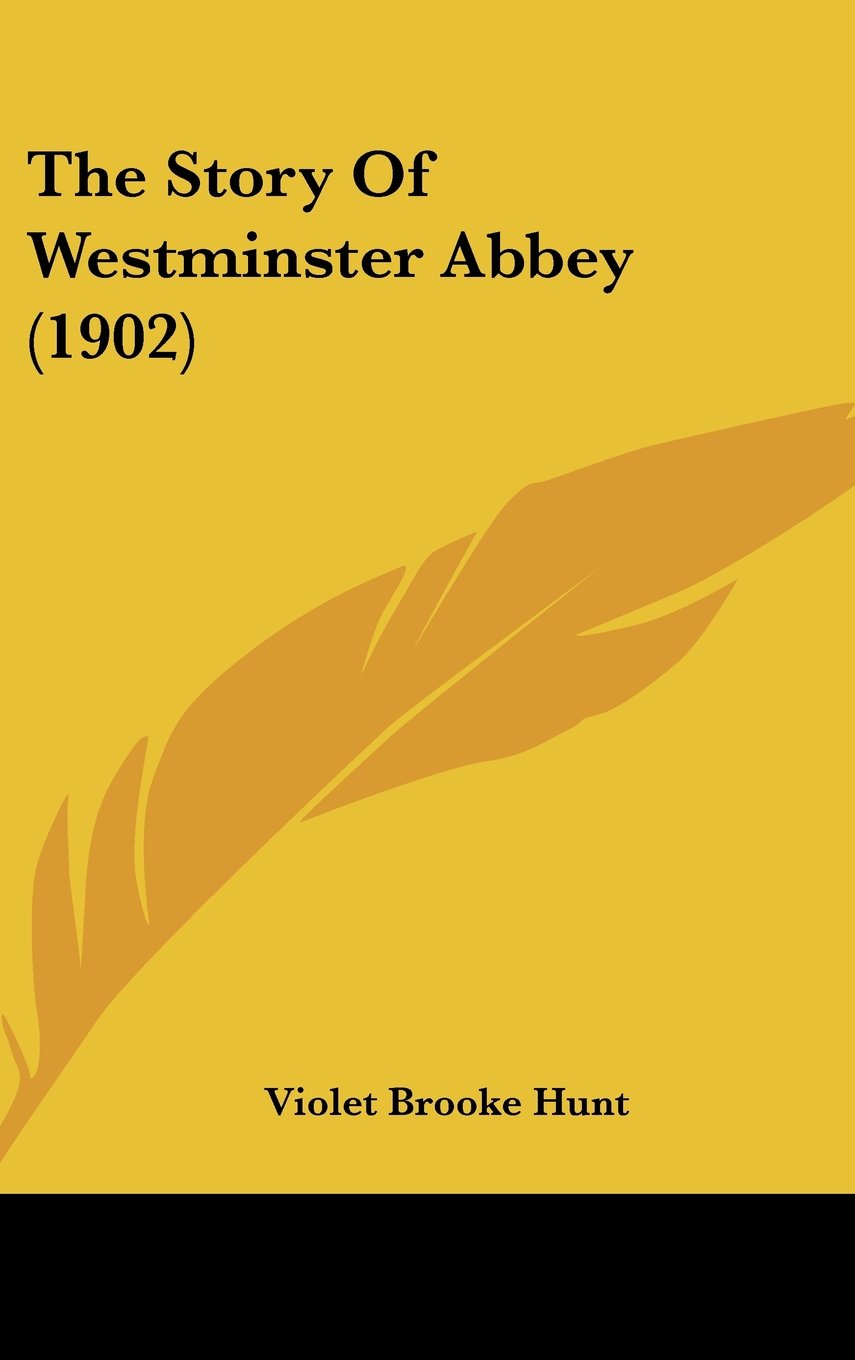 The Story Of Westminster Abbey (1902) ebook