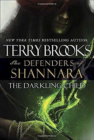 book cover of The Darkling Child