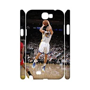 C-EUR Stephen Curry Customized Hard 3D Samsung Galaxy Note4