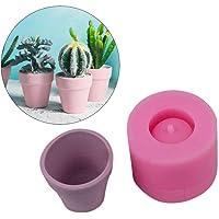 Molde de silicona con diseño de flor de barril 3D, ideal para manualidades, hecho