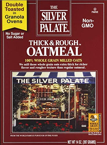 (The Silver Palate Oatmeal, Thick & Rough, 14-Ounce Box (Pack of 4) )