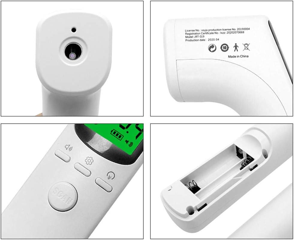 Industrielles Temperaturmessger/ät Lebensmittelthermometer Tragbares Ber/ührungsloses Handheld-Infrarot-Thermometer Hochpr/äzises Thermometer A