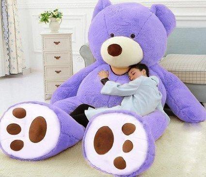 yunnasi-79-inch-purple-giant-teddy-bear-plush-stuff-animal-toy-american-huge-bear