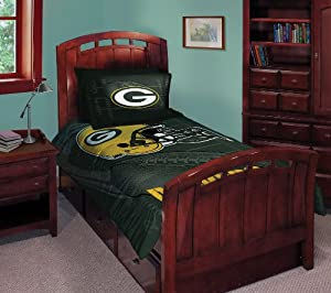 Packers Northwest NFL Bed Set In A Bag