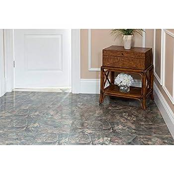 Nexus Rustic Slate 12x12 Self Adhesive Vinyl Floor Tile 20 Tiles 20 Sq Ft