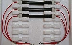 Amazon Com Set Of 3 Oem Bulbs Heating Elements Complete