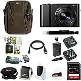 Panasonic Lumix DMC-ZS100 Digital Camera Bundle (64GB Deluxe Kit)