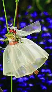 Patience Brewster Krinkles Wedding Frog Bride Christmas Ornament