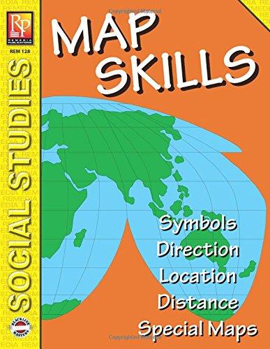 Map Skills | Reproducible Activity Book
