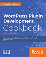 WordPress Plugin Development Cookbook, 2nd Edition Front Cover