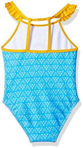 Large Product Image of Disney Toddler Girls' Moana Swimsuit, Sky Blue, 2T
