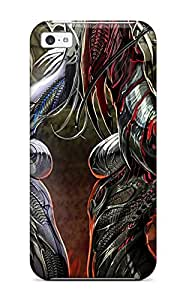 Hot 6195061K15166577 New Style Witchblade Premium Tpu Cover Case For Iphone 5c