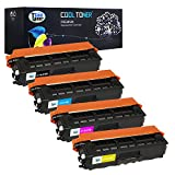 Cool Toner 4 Pack Black Cyan Yellow Magenta Compatible Brother TN315 TN-315 TN315BK TN315C TN315Y TN15M Toner Cartridge For Brother HL-4570CDW HL-4150CDN MFC-9560CDW MFC-9460CDW Printer