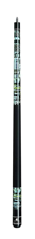 Powerglide Unisex para adulto Powermaster Billar–Black, 50/50 55122