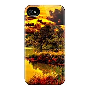 Iphone 5c UJu35056QqOX 2 Foals In A Meadow Cases Covers. Fits Iphone 5c