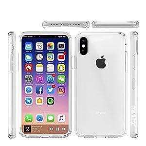 Capa Protetora Anti Impacto Rígida Pelican iPhone X, Privilege, Capa Anti-Impacto, Transparente