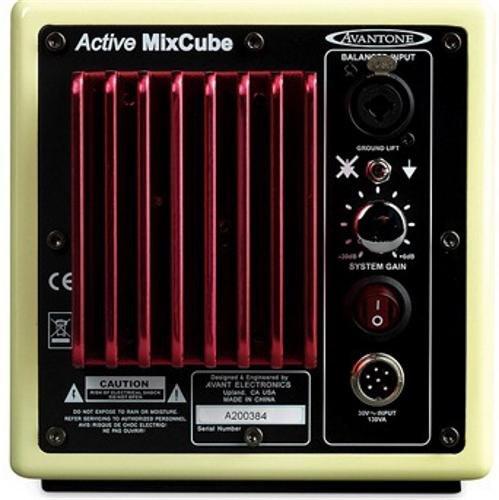 Avantone Pro Mono-BLOK Active MixCube Single Self-Powered Mix Cube