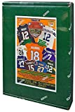 2017 TriStar Hidden Treasures 'Game Day Greats' Autographed Football Jersey box