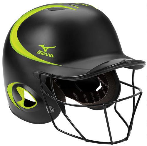 Mizuno Mvp Batting Helmet - 3
