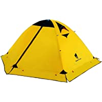 GEERTOP 2-Person 4-Season Backpacking Tent for Camping Hiking Travel Climbing - Easy Set Up