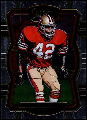 2017 SELECT #108 RONNIE LOTT PREMIER LEVEL 49ERS FOOTBALL