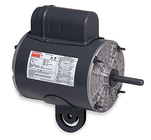 Dayton 3M505 Motor, 1/2 HP, Yoke (0.1 Hp Motor)
