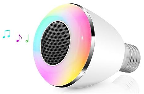 Smart led speq bluetooth bulb sp 233 con sveglia led funzione