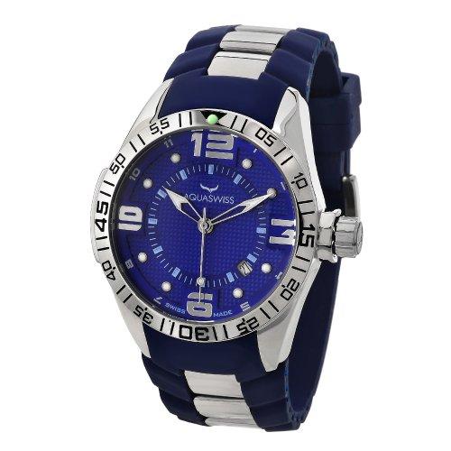 Aquaswiss 80GH048 Trax Man's Modern Large Watch