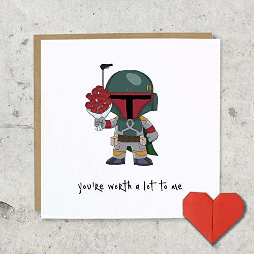 1: Star Wars Valentines Cards To Buy Online