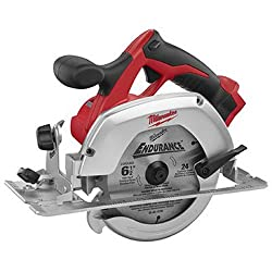 Bare-tool Milwaukee 2630-20 Bare-tool 18-volt 6-12-inch Circular Saw (Tool Only, No Battery)