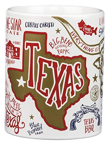 Primitives by Kathy LOL Made You Smile, Coffee Mug, Texas