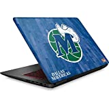 Skinit NBA Dallas Mavericks Omen 15in Skin - Dallas Mavericks Hardwood Classics Design - Ultra Thin, Lightweight Vinyl Decal Protection