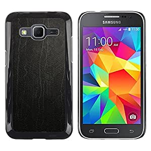 Be Good Phone Accessory // Dura Cáscara cubierta Protectora Caso Carcasa Funda de Protección para Samsung Galaxy Core Prime SM-G360 // Skin texture Wood