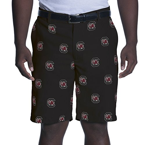 Ovation NCAA Adult Men's Game Changer Shorts, South Carolina