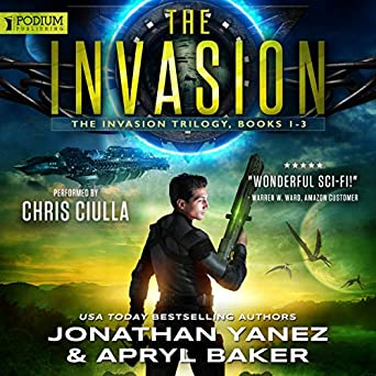 The Invasion Trilogy (Audio Download): Amazon co uk
