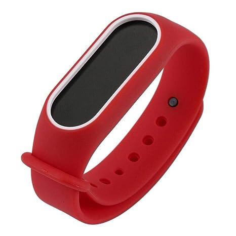 Correas xiaomi Band 2, ☀️Modaworld Pulsera para Xiaomi 2 Correa de Reloj Elegante Reemplazo