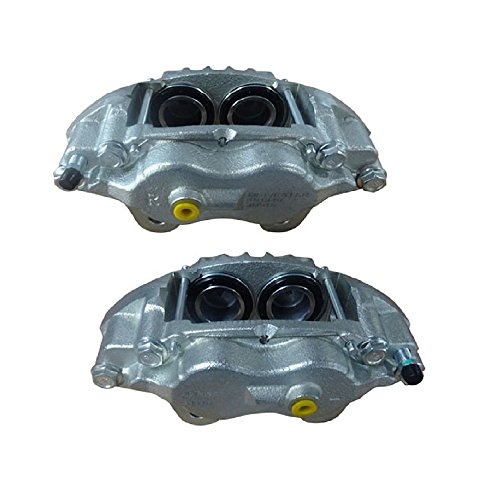 Toyota Pickup Brake (DRIVESTAR Completely NEW Front Pair Disc Brake Caliper for Toyota Pickup 88-91 4Runner 4WD Only)