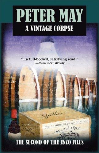 Download A Vintage Corpse pdf