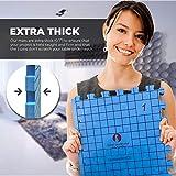 Red Suricata Blocking Mats for Knitting - Extra