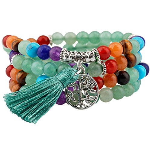 4e44763ca3 Jual SUNYIK 108 Stone Wrist Mala Bracelet