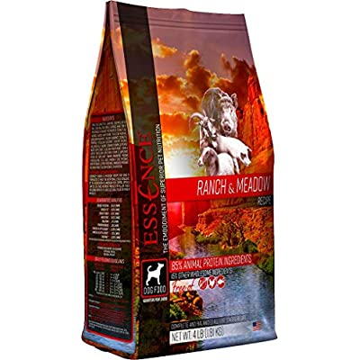 Essence Ranch & Meadow Dog Food 4lb