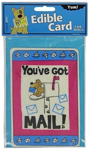 Crunchkins Edible Crunch Card, You'Ve Got Mail
