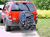 Wheelchair Carriers 001 Tilt n Tote