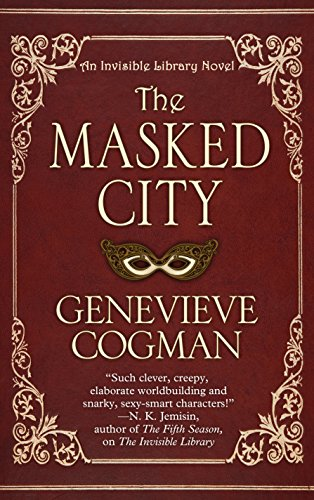 book cover of The Masked City