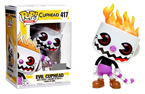 Funko Pop Evil Cuphead, Color Mulitcolor (34790)