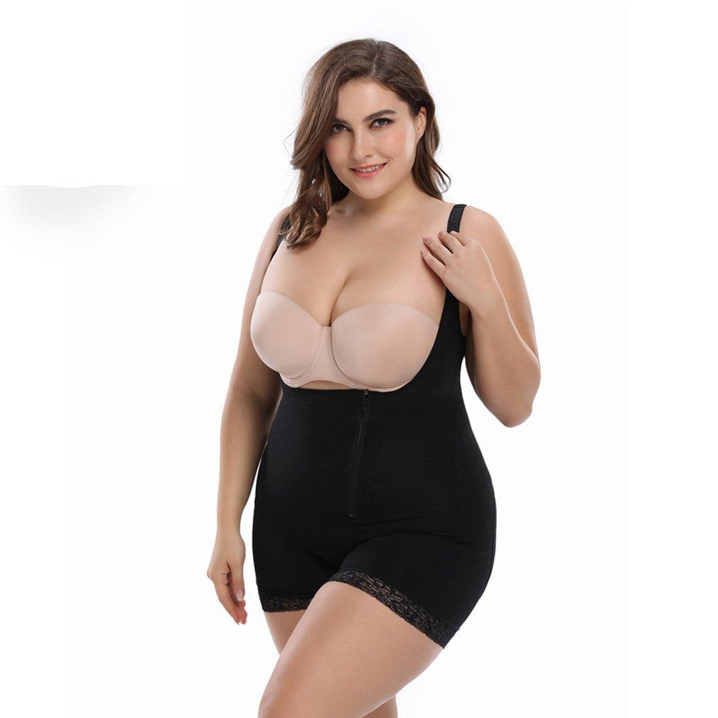3193b15e4a Amazon.com  Zarbrina Shapewear Modeling Strap Slimming Underwear Control  Pants Waist Trainer Body Shaper Slimming Belt Corset Bodysuit  Clothing