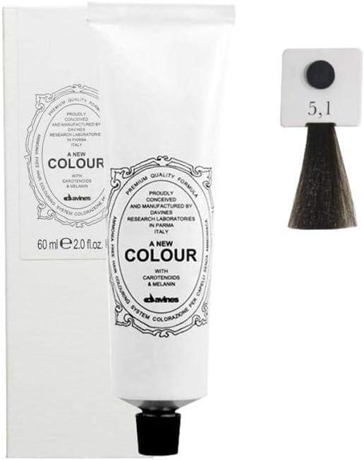 Davines Tinte Tono 5.1-60 ml: Amazon.es: Belleza